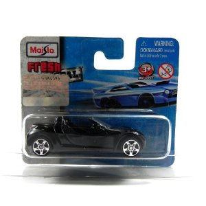 Smart Roadster 1/64 Maisto Fresh Metal