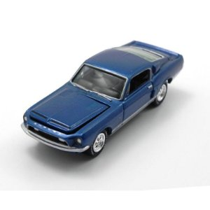 Shelby Gt500 1968 1/64 Johnny Lightning