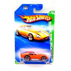 Shelby Cobra Daytona Coupe T Hunt 2010 1/64 Hot Wheels