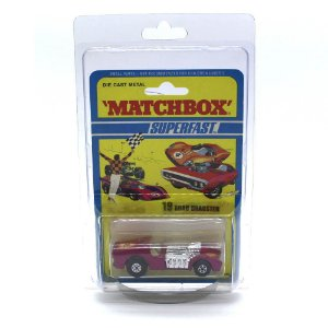 Road Dragster Superfast N 19 1971 1/64 Matchbox