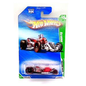 Ratbomb T Hunt 2010 1/64 Hot Wheels