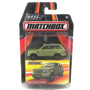 Range Rover Sport 1/64 Matchbox