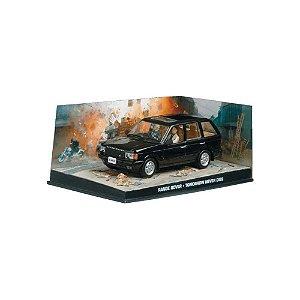 Land Rover Range Rover 1/43 IXO –  007 James Bond  Amanhã nunca morre
