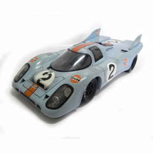 Porsche 917 #2 1971 1000 Kms Monza Winner 1/18 Universal Hobbies