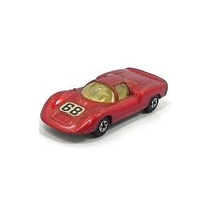 Porsche 910 N°68 1/64 Matchbox
