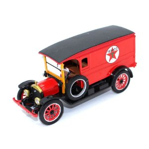 White Delivery Van Texaco 1920 1/32 Signature Models