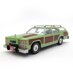 "Ford Wagon Queen Family Truckster ""Vacation"" 1979 1/43 Greenlight"