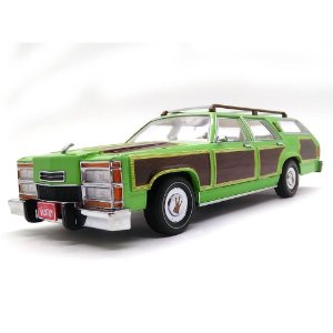 "Ford Wagon Queen Family Truckster ""Vacation"" 1979 1/18 Greenlight"