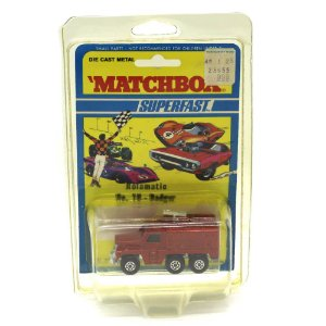 Badger Superfast N 116 1971 1/64 Matchbox
