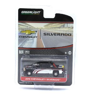 Chevrolet Silverado 2015 1/64 Greenlight