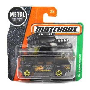 Swamp Raider 1/64 Matchbox Matchdmg92-Cd10