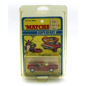 Siva Spyder Superfast N 41 1971 1/64 Matchbox