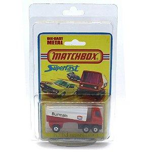 Freeway Gas Tanker Burmah Superfast 63 1/64 Matchbox
