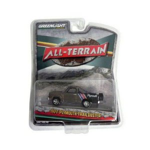 Plymouth Trailduster 1977 1/64 Greenlight All-Terrain Série 2