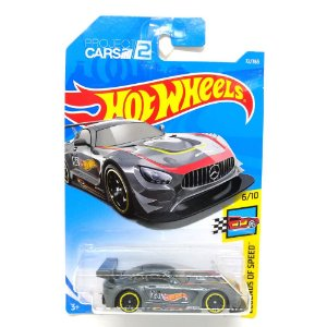 Mercedes Benz AMG GT3 2016 Project Cars 2 1/64 Hot Wheels