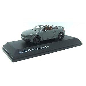 Audi TT Roadster 2016 Cinza 1/43 Iscale