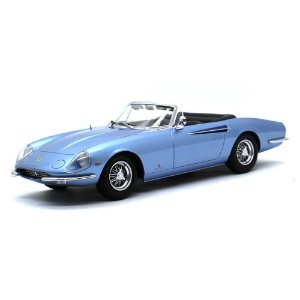 Ferrari 365 California Spider 1966 Azul 1/18 KK Scale Models