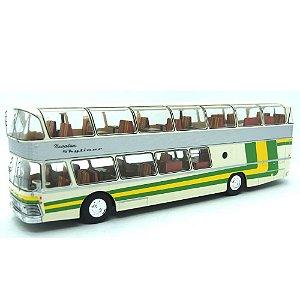 Ônibus Neoplan NH22 Skyliner Autobus 1983 1/43 Ixo