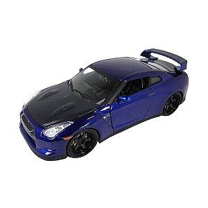 Nissan Skyline Gt-R R35 Velozes e Furiosos 7 1/24 Jada Toys