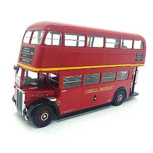 Ônibus Routemaster Refent MKIII RT Londres 1950 1/43 Ixo