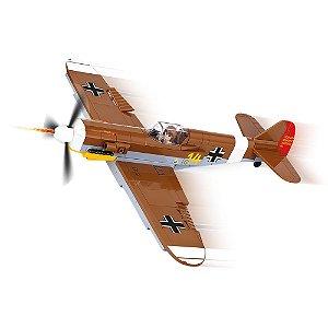 Avião Messerschmitt BF 109F4 Blocos de Montar 250 Pelas Cobi