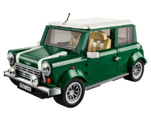Mini Cooper Blocos de Montar Lego Creator 1077 Peças
