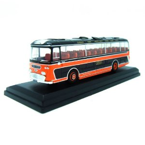 Ônibus Plaxton Panorama Cotters 1/76 Oxford