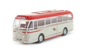 Ônibus Leyland Royal Tiger Coach Lough Swilly 1/76 Oxford