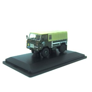 Land Rover ForWard Control GS Trans - Sahara Expedition 1975 1/76 Oxford