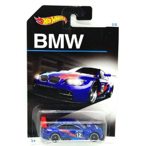 BMW M3 GT2 1/64 Hot Wheels