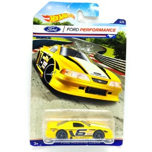 Ford Mustang Cobra 1/64 Hot Wheels