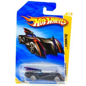 Batmobile 1/64 Hot Wheels