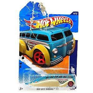 Low Flow 1/64 Hot Wheels