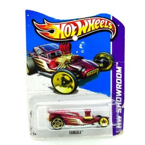 Fangula 1/64 Hot Wheels