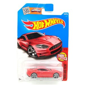 Aston Martin DBS 1/64 Hot Wheels