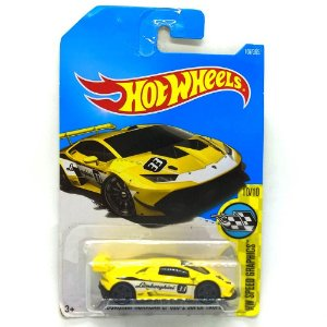 Laborghini Huracán LP 620-2 Super Trofeo 1/64 Hot Wheels