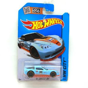 Corvette ZR1 2009 1/64 Hot Wheels