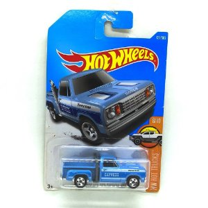 Dodge LI'L Red Express Truck 1978 1/64 Hot Wheels
