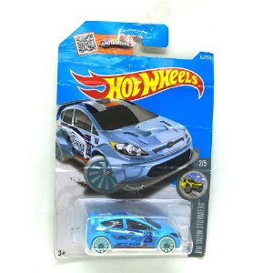 Ford Fiesta 1912 1/64 Hot Wheels