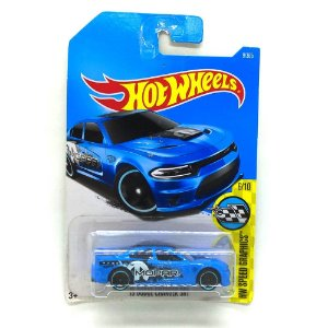 Dodge Charger SRT 2015 1/64 Hot Wheels