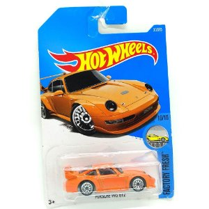 Porsche 993 GT2 1/64 Hot Wheels