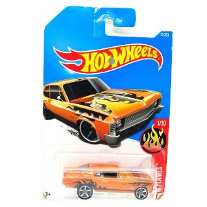 Chevy Nova 1968 1/64 Hot Wheels