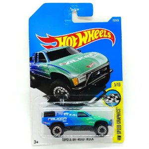 Toyota Off-Road Truck 1/64 Hot Wheels
