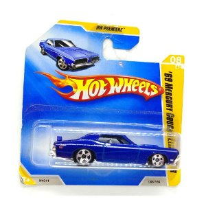 Mercury Cougar Eliminator 1969 1/64 Hot Wheels