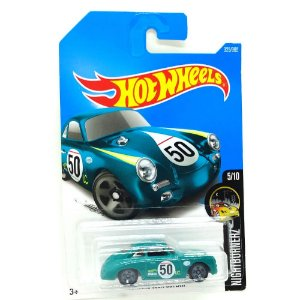 Porsche 356A Outlaw 1/64 Hot Wheels