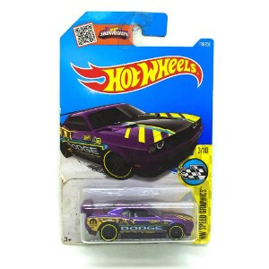Dodge Challenger 1/64 Hot Wheels