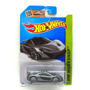 McLaren P1 1/64 Hot Wheels
