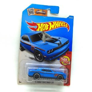 Dodge Challenger SRT 2015 1/64 Hot Wheels