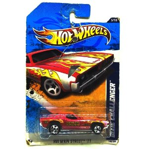 Dixie Challenger 1/64 Hot Wheels