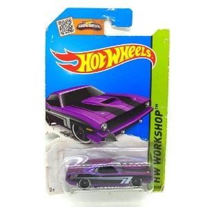 Plymouth AAR Cuda 1970 1/64 Hot Wheels